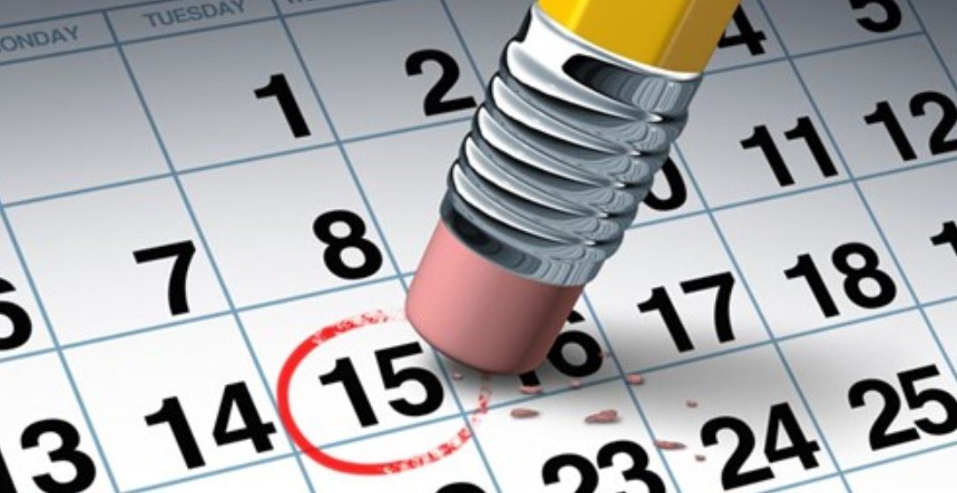 Календар рада са распоредом звоњења – фебруар 2021.год.