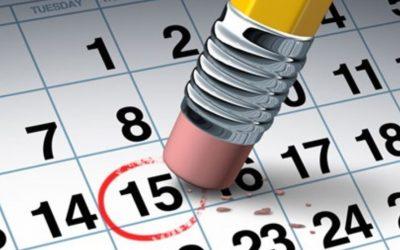 Календар рада са распоредом звоњења – јануар 2021.год.